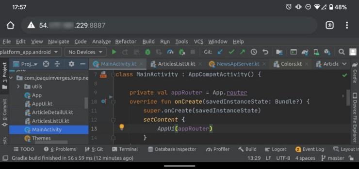 Как запустить Android Studio на ЛЮБОМ устройстве с помощью JetBrains Projector