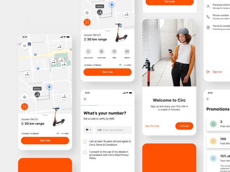 Дизайн приложений: примеры для вдохновения #24