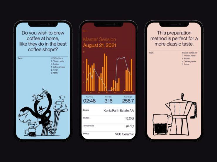 Дизайн приложений: примеры для вдохновения #55