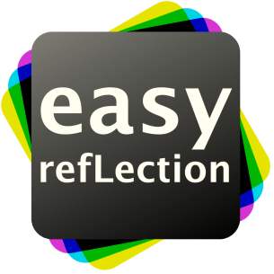 Easy Image Reflection Mac App icon.