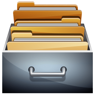 File Cabinet Mac App Icon