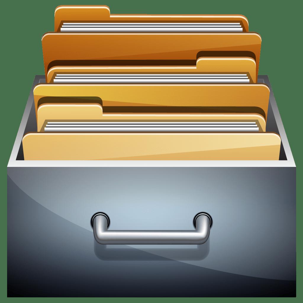 File Cabinet Pro Mac app icon.