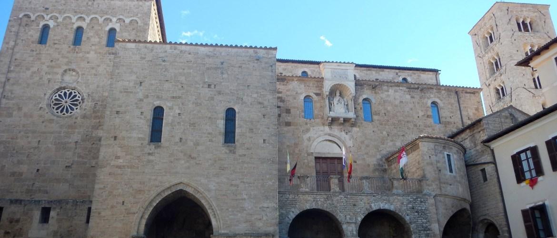 Anagni Piazza Innocenzo III