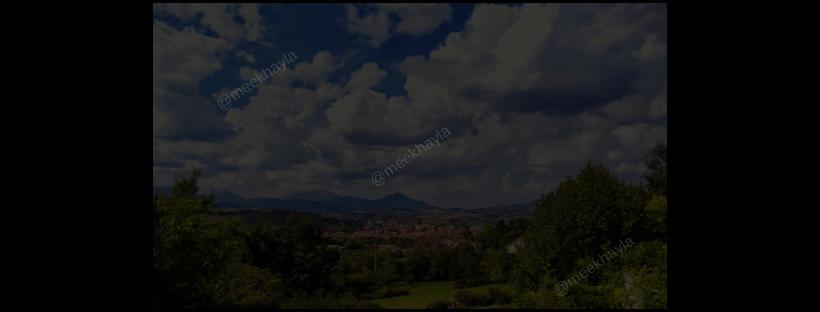 """[Foto] """"Ma il cielo è sempre più blu"""""""