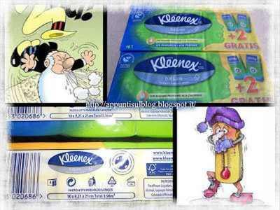 Kleenex, fazzoletti monouso per ogni esigenza 1 articoli per la casa