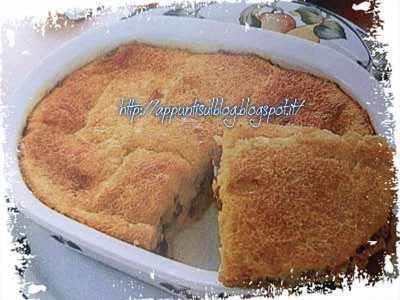 Menu, Budino di orzo e Pasticcio di pane al'inglese 4 Budino di orzo