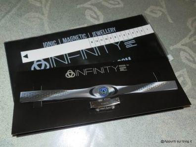 Infinity Pro, braccialetti ionici elimina stress