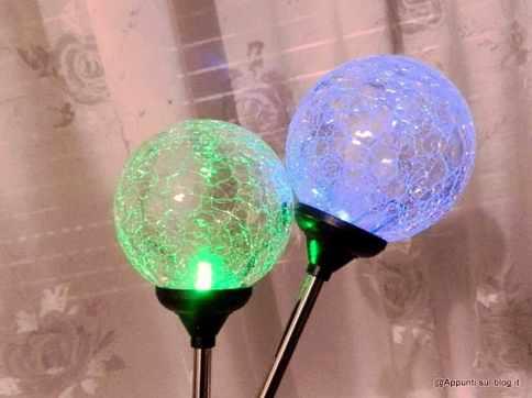 Esky® Sky of Electronics, sfere per illuminare il buio 1 articoli per la casa