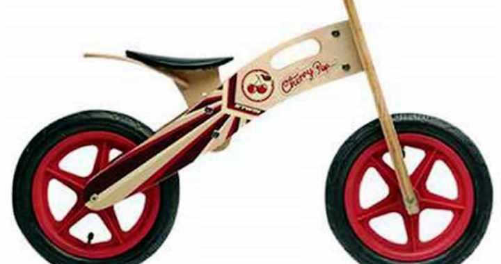 Balance Bike baby: bici senza pedali