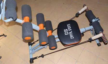 Palestra in casa con Capital Sports 5 attrezzatura sportiva