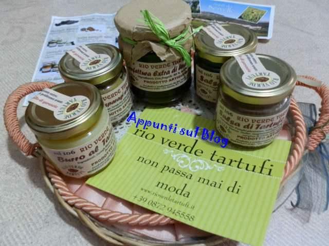 Rio Verde Tartufi, dall'Abruzzo in casa nostra