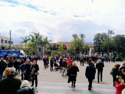 Domenica delle Palme 2019 a Pompei 1 Campania