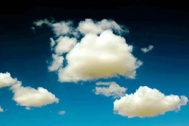 Nuvole, meravigliose pellegrine del cielo 1 cielo