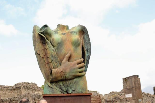 Scavi di Pompei: terme e bellezza 1 #viaggi