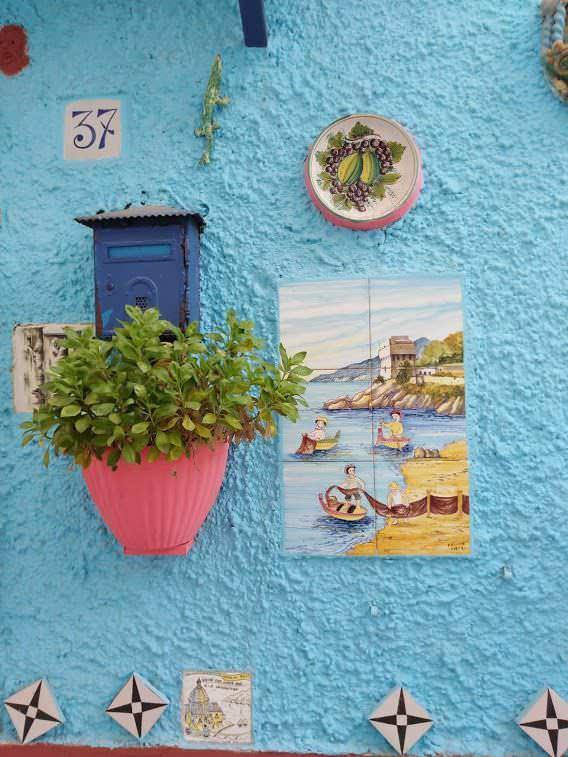Vietri sul Mare tra faenzere e  terme romane 1 #viaggi