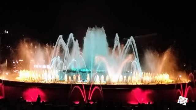 10 fontane artesiane coreografiche in Europa