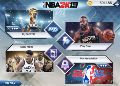 NBA 2K19 Download on iOS with AppValley
