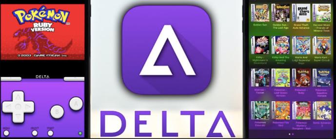 Delta Emulator App - iOS - AppValley