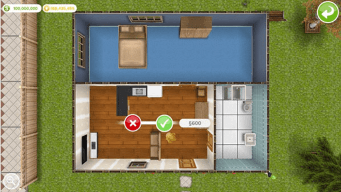 The Sims FreePlay Hack Mod on iOS
