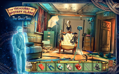 The Treasures of Mystery Island: The Ghost Ship - Android ...