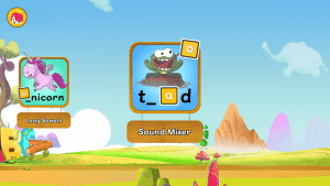 Educational App Sound Mixer Screeshot