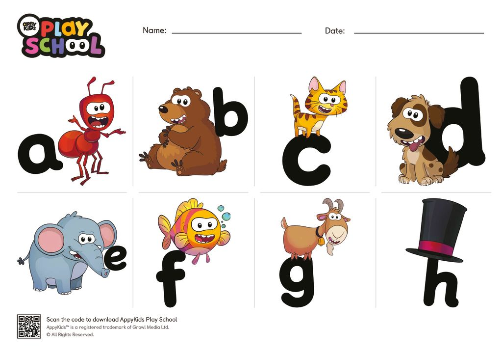 thumbnail of Download Alphabet Stickers v1