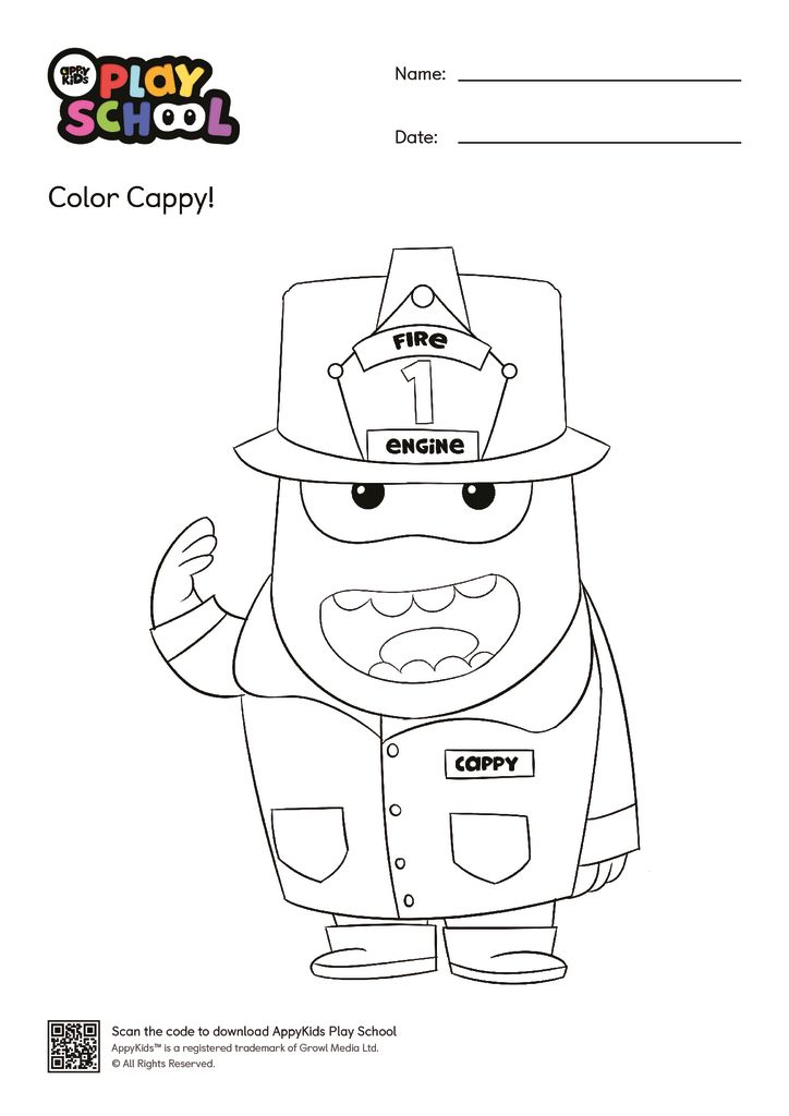 thumbnail of Worksheet Appies Colouring Sheets v1