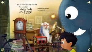 Screenshot Alfie Haathi Old Books