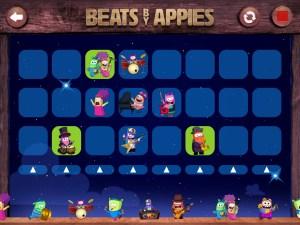 Screenshot Beats by Appies