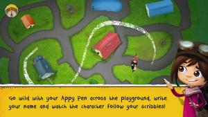 Screenshot Zees Writes Playground