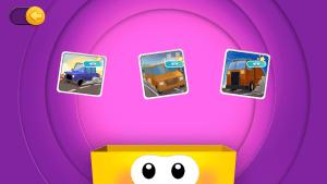 Preschool iPad app of Games for Kids AR Drive