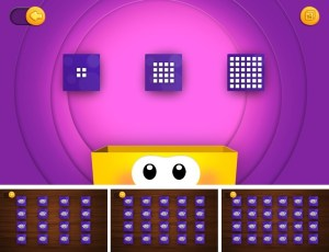 AppyKids ToyBox Memory Game levels