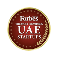 Award Forbes Promising Startup
