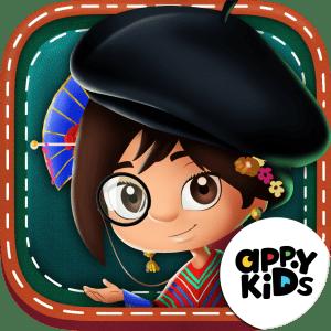 AppyKids Dress Up Zee App Icon