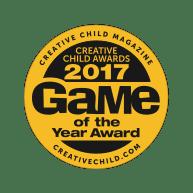Award Creative Game of the Year Badge