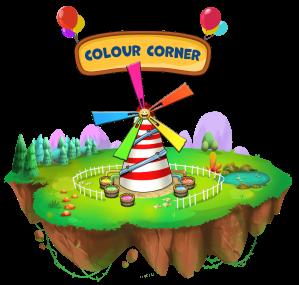 Colour Corner Island
