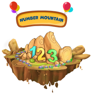 Number Mountain Island