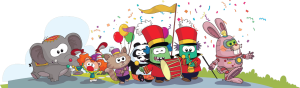 Play School Marching Band