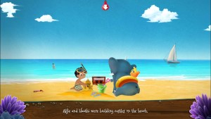 Screenshot Alfie Haathi Beach