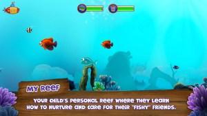 Screenshot Appy Oceans Arabic Reef