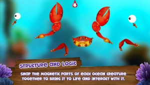 Screenshot Appy Oceans Hindi Crab Parts