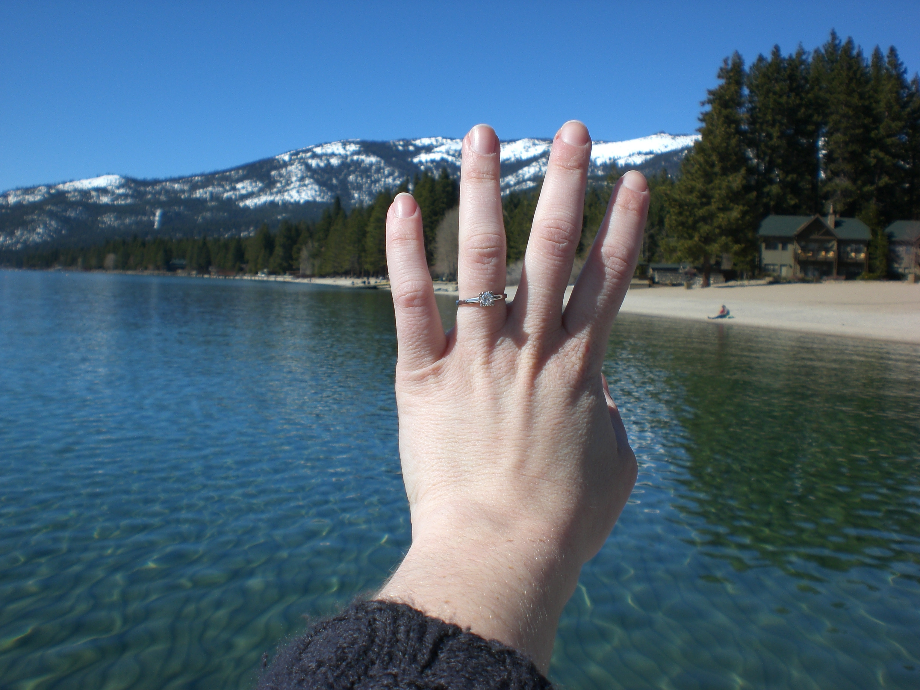 My Engagement Ring Was Stolen And This Is What I Learned