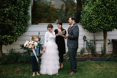 A Sample Wedding Ceremony Script for a Modern Family | A ...