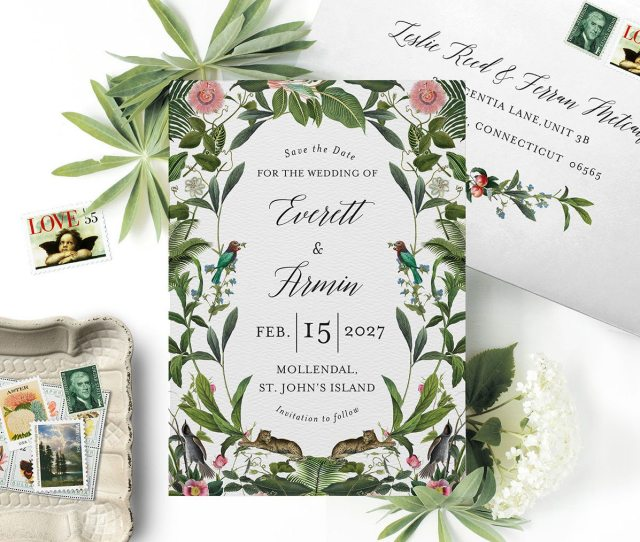 What You Need To Know About Save The Date Etiquette A Practical Wedding