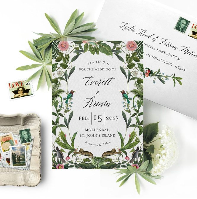What You Need To Know About Save The Date Etiquette A