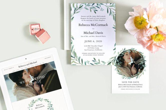 Wedding Invitation Wording Examples In