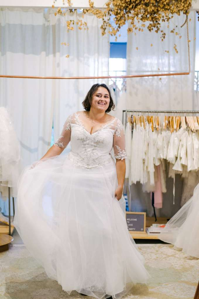 can the wedding industry really do right by plus size women