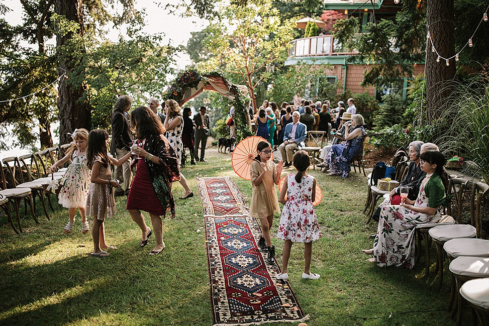 Backyard Weddings You Can Steal Ideas From