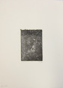 Margaret Craig; Bad Birds: Sparing Sparrows, 1996; Photo etching; Image: 192 mm x 130 mm