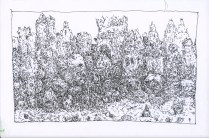 RDA sketchbook, page 9
